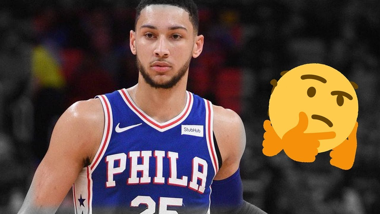 The Sixers miss a lot of open shots, and Ben Simmons is on a roll ...