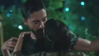 Kalp Atişi - Ali Asaf ve Eylül ilk öpücük