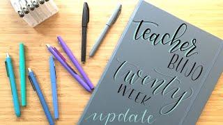 My Teaching Setup | Twenty Week Update