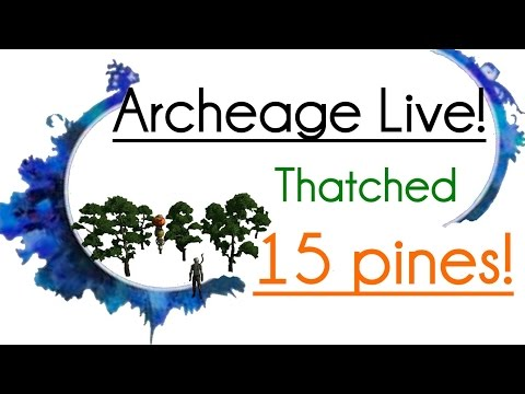 Archeage Live New Improved Scarecrow Farm Doovi