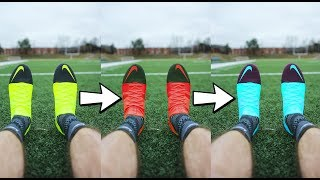 How to Edit Soccer Cleat Photos in Photoshop