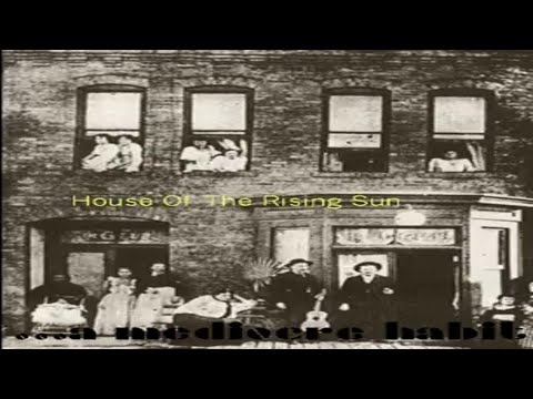 "...a mediocre habit - ""House of the Rising Sun"" - Music Video [Audio]"