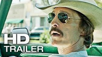 DALLAS BUYERS CLUB Offizieller Trailer Deutsch German   2014 Matthew McConaughey [HD]