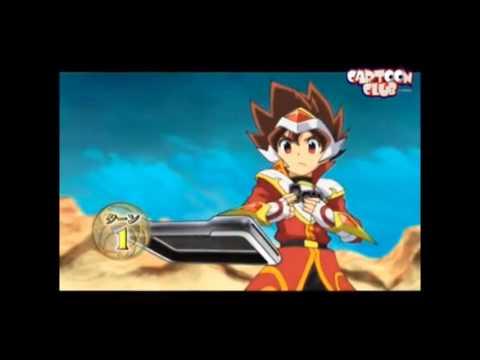 Battle Spirits Sword Eyes 4 พากย์ไทย