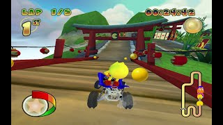 Pac-Man World Rally PC Gameplay HD