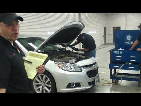 2018 Collision Repair Education Foundation I-Car Eastfield College