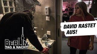 Berlin - Tag & Nacht - David rastet aus! #1651 - RTL II