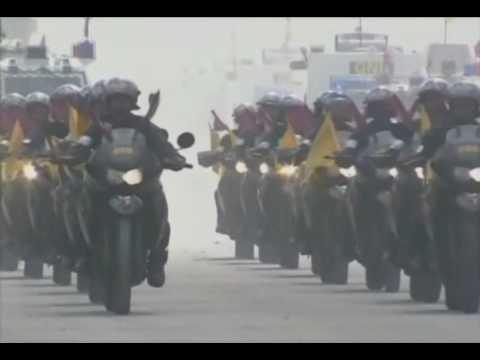 Espectacular Desfile Militar por el Bicentenario de Ezequiel Zamora (fragmento)