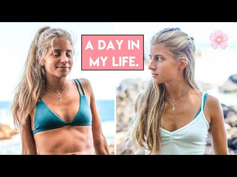 A DAY IN MY LIFE // Raw Alignment