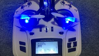 Jumper T12 OpenTX Setup Hubsan X4 DIY