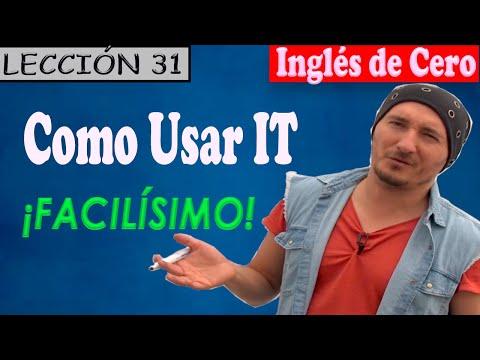 USOS DEL IT  Very Easy Lecc 31
