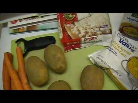 how to make homemade carrot baby food