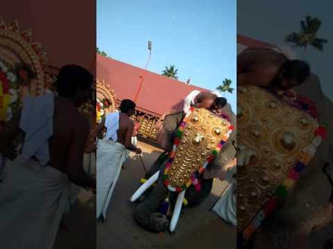 thrikkadavoor shivaraju thrikkadavoor mahadeva temple