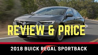 2018 Buick Regal Sportback Review and Price