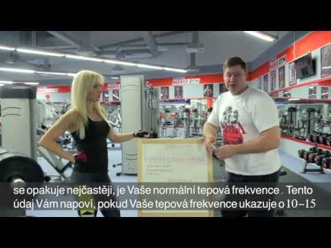 Jak začít cvičit v posilovně: prsa a biceps ženy. Jurij Ščerbakov a Valerie Peršina