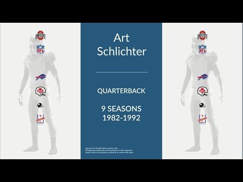 Art Schlichter: Football Quarterback