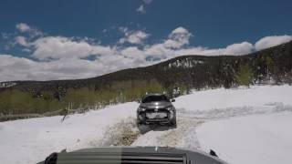 Crystal Mountain Bashing 5-20-17