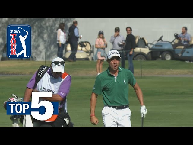 Top 5 Shots of the Week | Mexico Championship