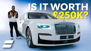 NEW Rolls-Royce Ghost: The ULTIMATE Luxury Car? 4K