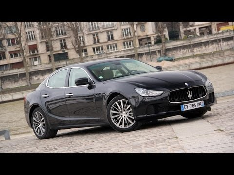 essai maserati ghibli youtube. Black Bedroom Furniture Sets. Home Design Ideas