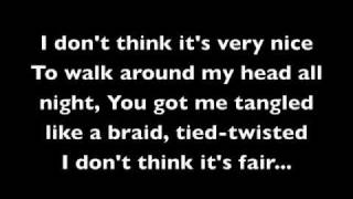 Cage The Elephant - NEW! Around My Head w/lyrics