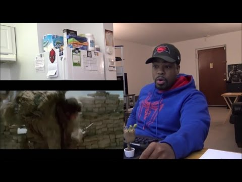 The Wall - Official US Trailer REACTION!!!