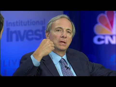 Ray Dalio  - Full Interview At Delivering Alpha (Sept 2016) - 21 Sep 16  | Gazunda