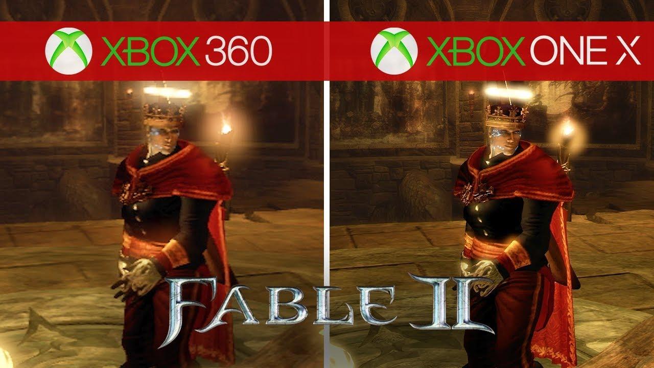 Fable 2 Comparison: Reliving Lionhead's Fantasy Sequel on