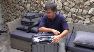 Những yếu tố cần thiết để chọn vali: chống móc, rạch...tặng luôn vali trong hình | Tinhte.vn