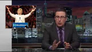 Last Week Tonight With John Oliver - Trump vs. Clinton Part 2