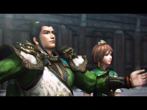 Dynasty Warriors 8 - All Shu Kingdom CG Movie Cutscenes (English)