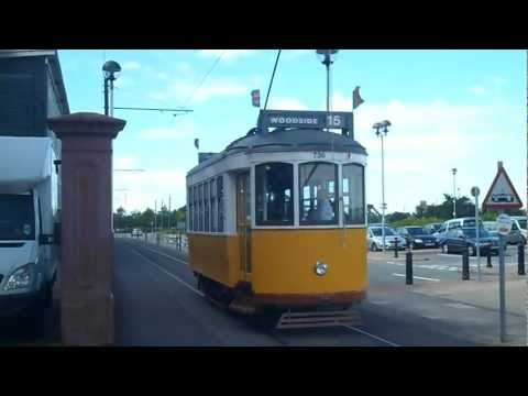 Lisbon 730 College (Birkenhead Tramway) 22/8/12