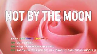 [은성 반주기] NOT BY THE MOON - GOT7(갓세븐)
