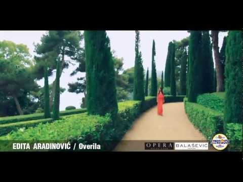 EDITA ARADINOVIC - OVERILA (OFFICIAL VIDEO)