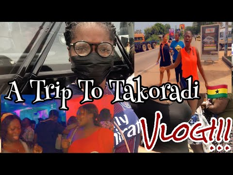 A Trip To Takoradi [I really had fun🥳🥰💃]