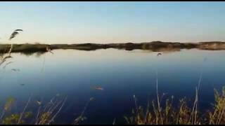 Рыбалка в Казахстане. Спец.кор Виталий Ч. Село Максимовка.Астана. часть 1