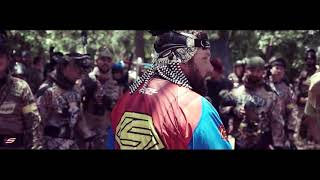 2016 Batman vs Superman: Carnage // Scenario Paintball Highlight