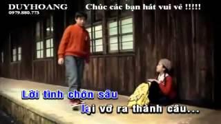 Viên đá nhỏ - Karaoke - Hải Băng