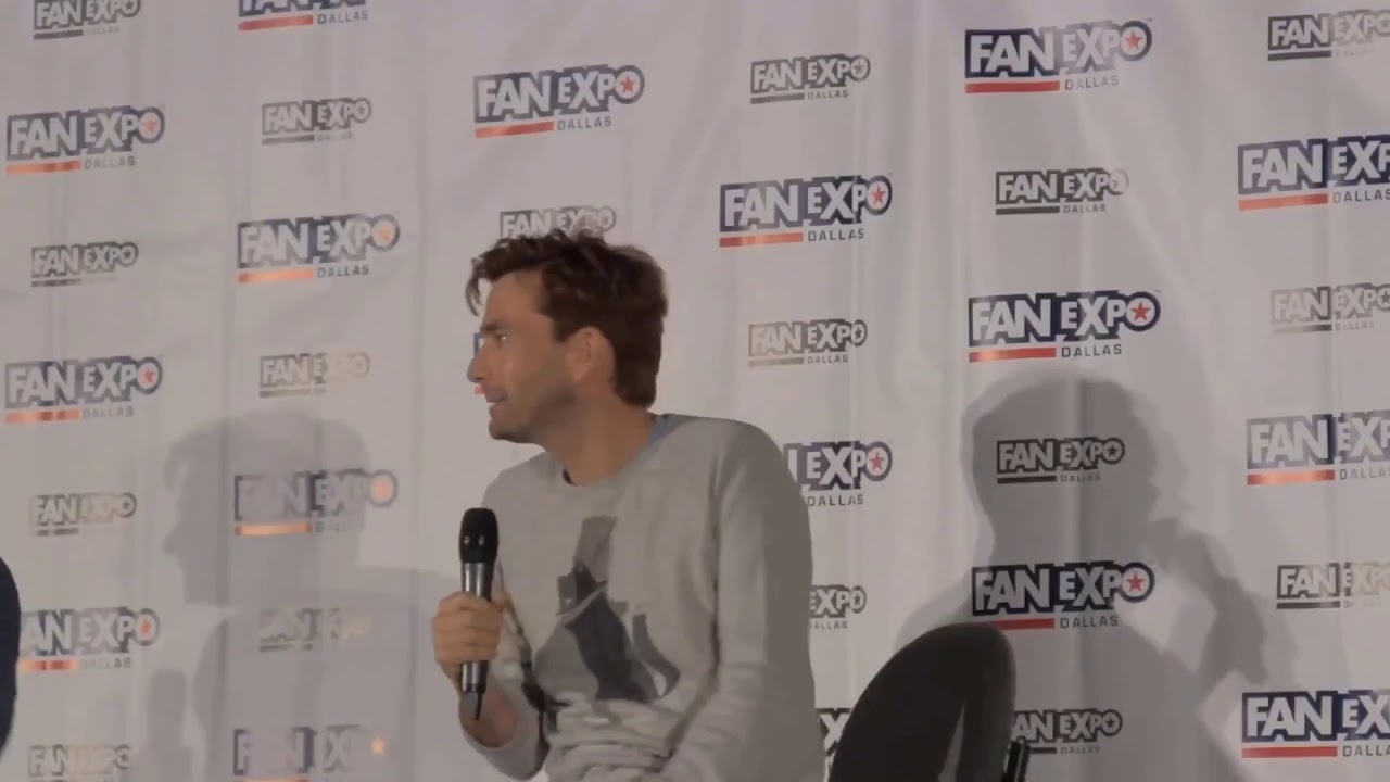 david tennant booping his nose for 31 seconds