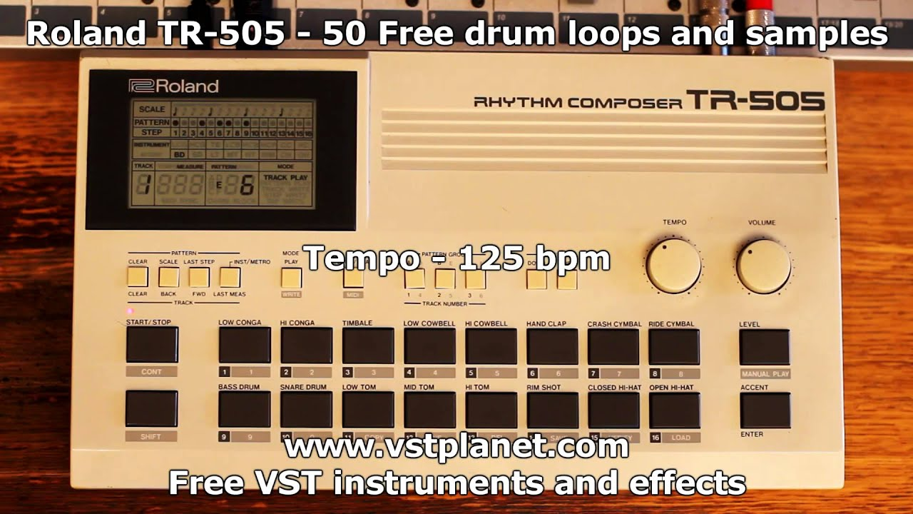 Circuitbenders roland tr505 modifications.