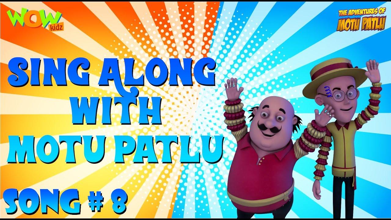 Download Motu Patlu Title Song Vr. 8 - Full Song watch Online