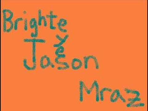 Клип Jason Mraz - Bright Eyes