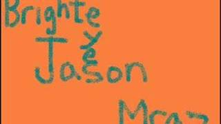 Watch Jason Mraz Bright Eyes video