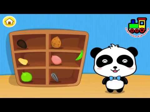 เกมส์ปลูกผลไม้ - ชื่อผลไม้ภาษาอังกฤษ