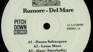 Rumore – Del Mare (2016) [EP] thumbnail