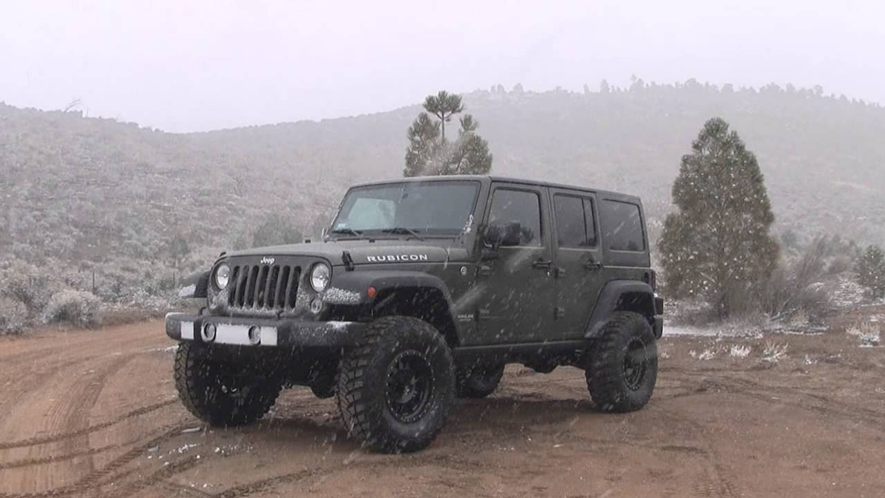 Lifted Jeep Wrangler Unlimited 2015 Jeep Wrangler Rub...