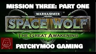видео «SPACE WOLF»: «THE GREAT AWAKENING» (часть первая)