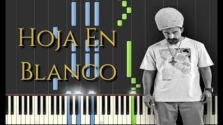 Hoja en Blanco - Dread Mar I / Piano Tutorial / EA Music
