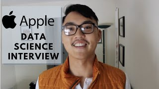 The Apple Data Science Interview