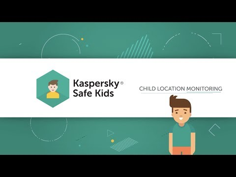 How to track your child's location by phone with Kaspersky Safe Kids